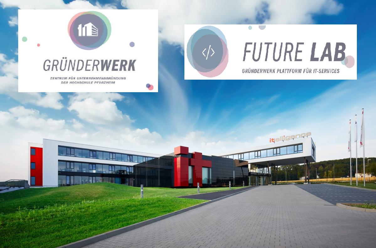 Itelligence, GründerWERK und futureLAB