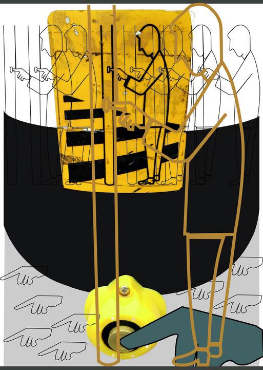 Digitale Kunst Anna-Marie Lila Kloss