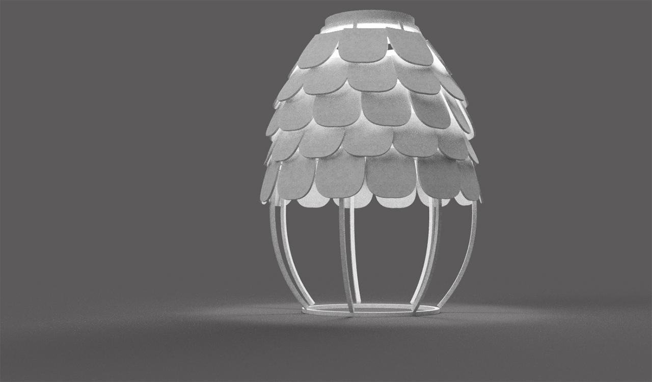 Lampe 4